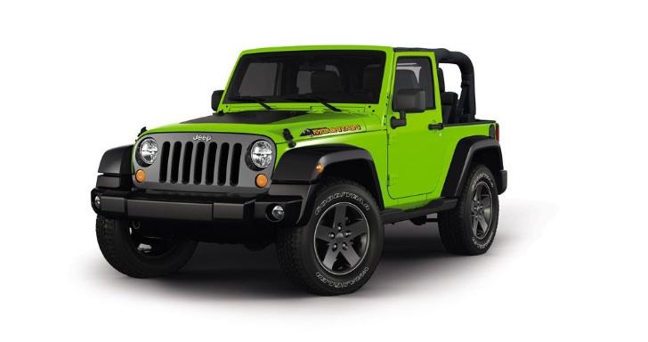 jeep mountain edition