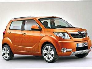 Opel Corsa SUV