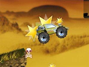 Les meilleurs jeux 4x4 - Dune Buggy