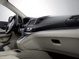 4x4 Compact – l'habitacle du Honda CR-V