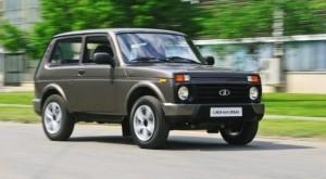 Le Lada 4x4 à 11.990 euros
