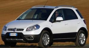 Le 4x4 Fiat Sedici à 16.685 euros
