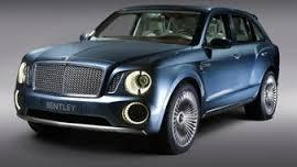 Pour Septembre: Bentley Bentayga