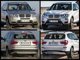 BMW X3 (F25) xDrive
