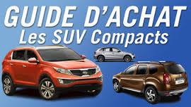 Quelle voiture SUV choisir ?