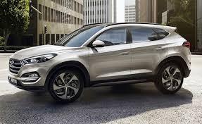 Nouveautés sur le Hyundai Tucson 2016