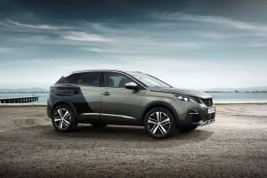 Les dimensions du nouveau Peugeot 3008