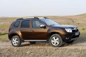 Renault/Dacia Duster de 2010