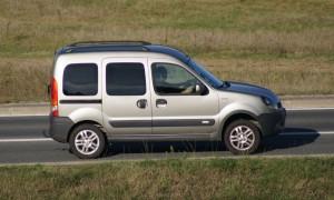 Renault Kangoo 4X4 de 2001