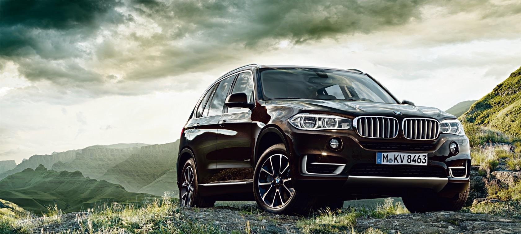 Le BMW X5