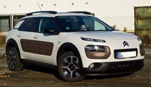 Le Citroën C4 Cactus
